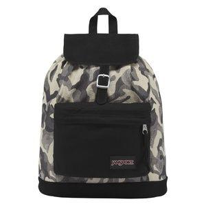 Jansport NWT Unisex Haiden 24L Camo Backpack